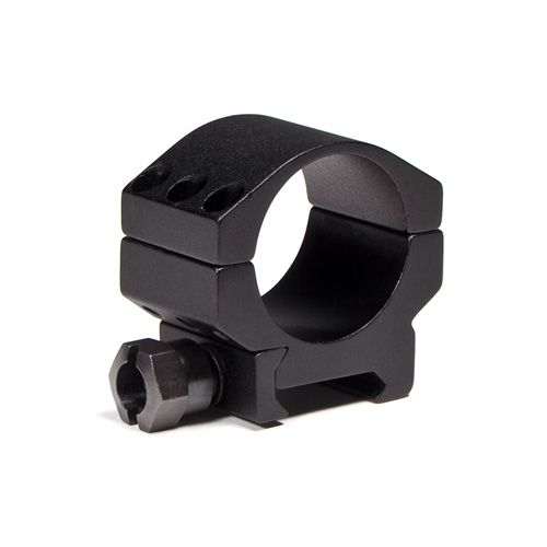 Weaver 1 Tactical 6-Hole Picatinny-Style Rings Matte XX-High