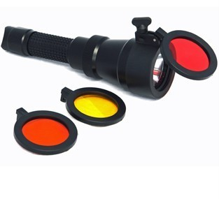 Clulite Masterlite and ML6 Supreme Red-Amber-Yellow Filter Set
