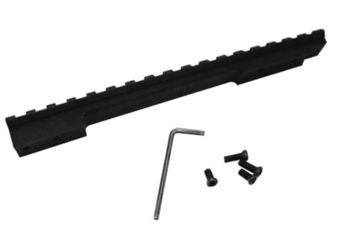 Scope Rings And Bases For Weatherby Vanguard