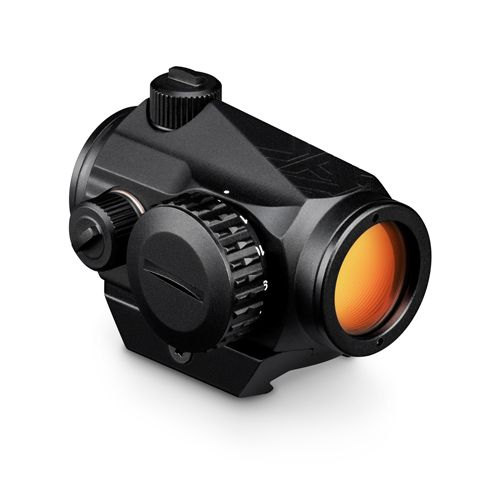 Vortex Crossfire Red Dot Reflex Sight 2 MOA Compact Dual Height Picatinny Mount