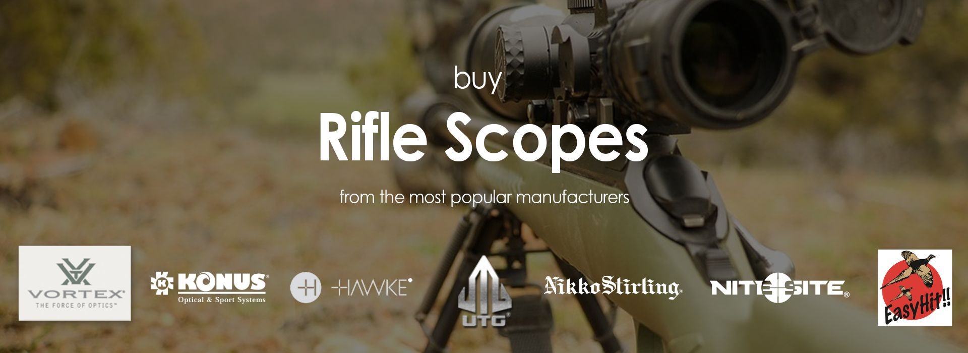 rifle scopes at tactical scope from vortex konus hawke utg nikko sterling nitesite easyhit